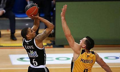 ΑΕΚ-ΠΑΟΚ: Άλλαξε ώρα η... επανάληψη της Basket League