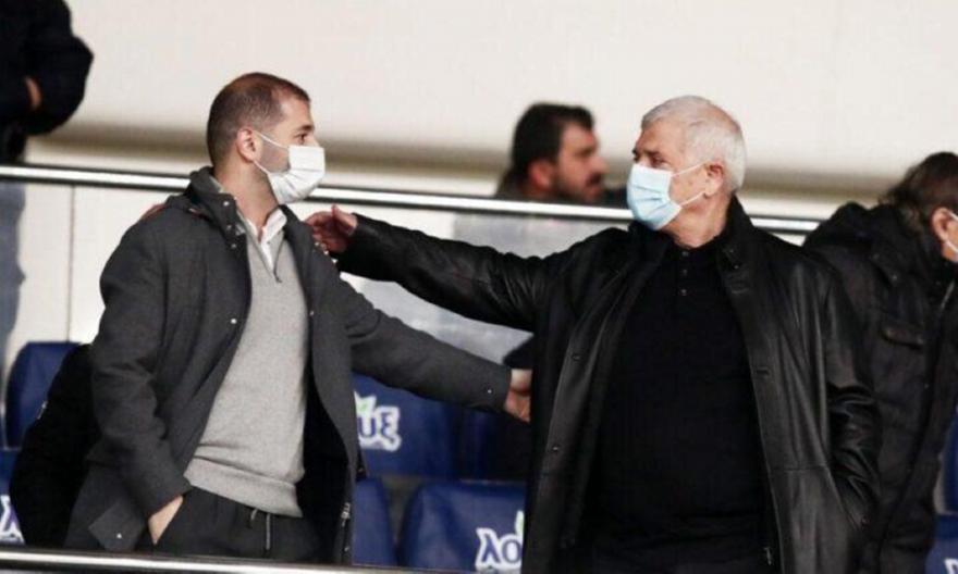 Κετσετζόγλου: «Ορθάνοικτη η πόρτα της ΑΕΚ αν θέλει ο Καλτσίδης»