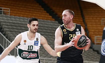 Λοτζέσκι: 16ος ξένος σε συμμετοχές στην Basket League