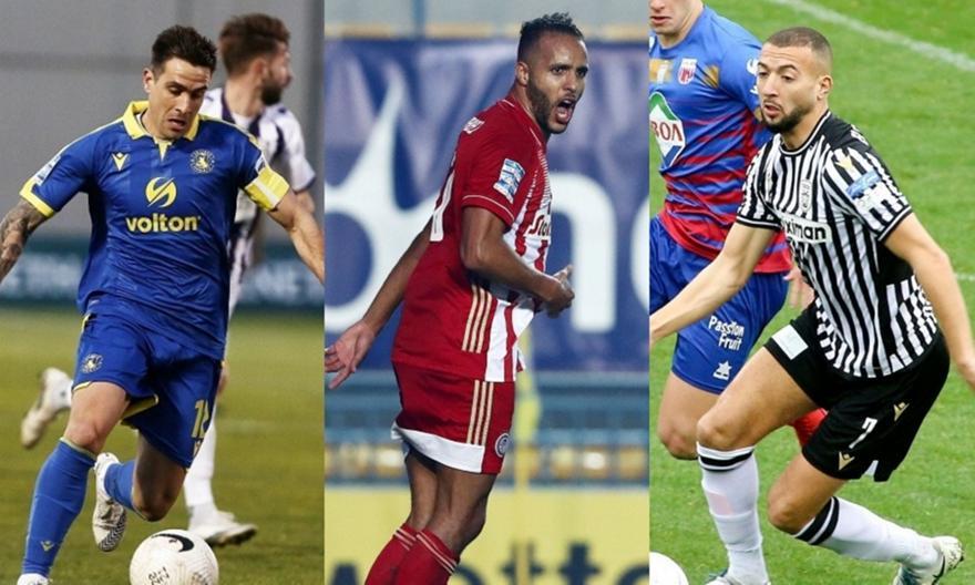 Super League: Η καλύτερη ενδεκάδα της 16ης αγωνιστικής