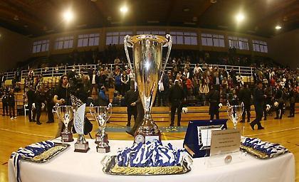 Οριστικό: Final 4 στο φετινό Κύπελλο Ελλάδας σε Περιστέρι ή ΟΑΚΑ