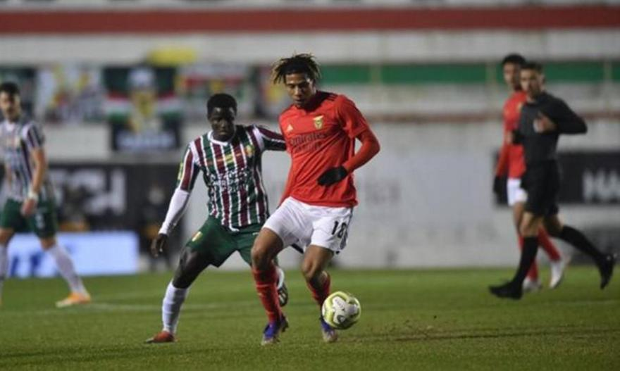 Εστρέλα Αμαδόρα-Μπενφίκα 0-4