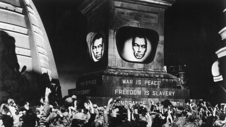 1984: Η σοκαριστική θεατρική διασκευή θα γίνει τηλεοπτική σειρά