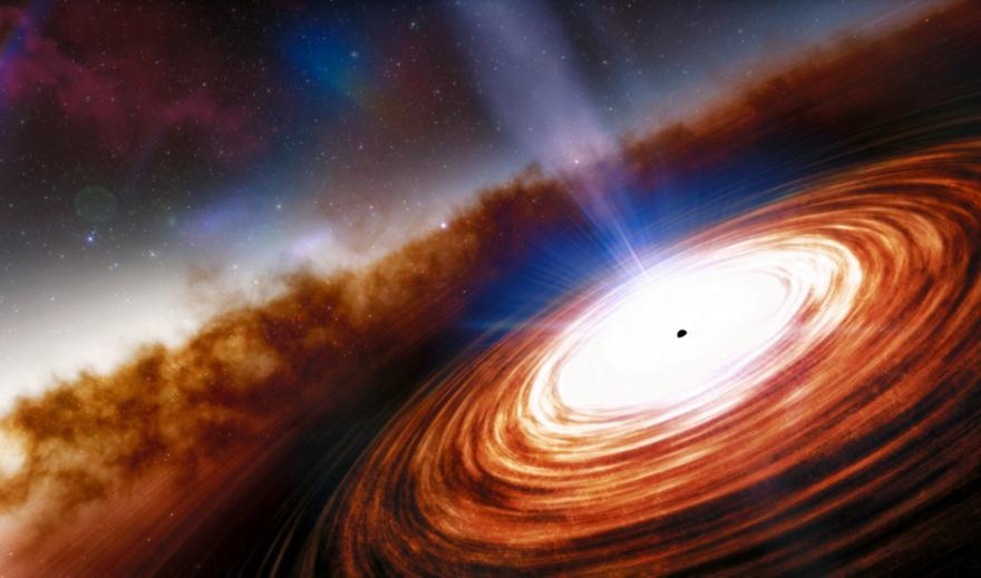 Διάστημα: Ανακαλύφθηκε το πιο μακρινό κβάζαρ στο σύμπαν