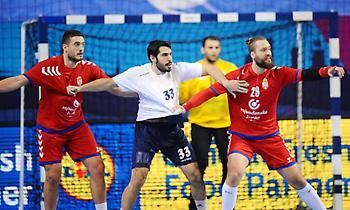 Δεν τα κατάφερε στη Σερβία η Εθνική χάντμπολ ανδρών