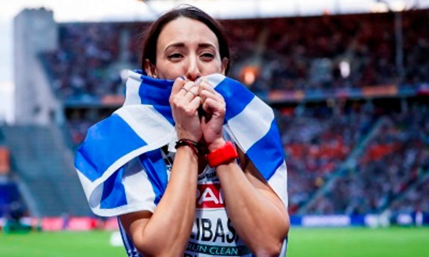 H Μπελιμπασάκη εκπρόσωπος των αθλητών στίβου στον ΣΕΓΑΣ