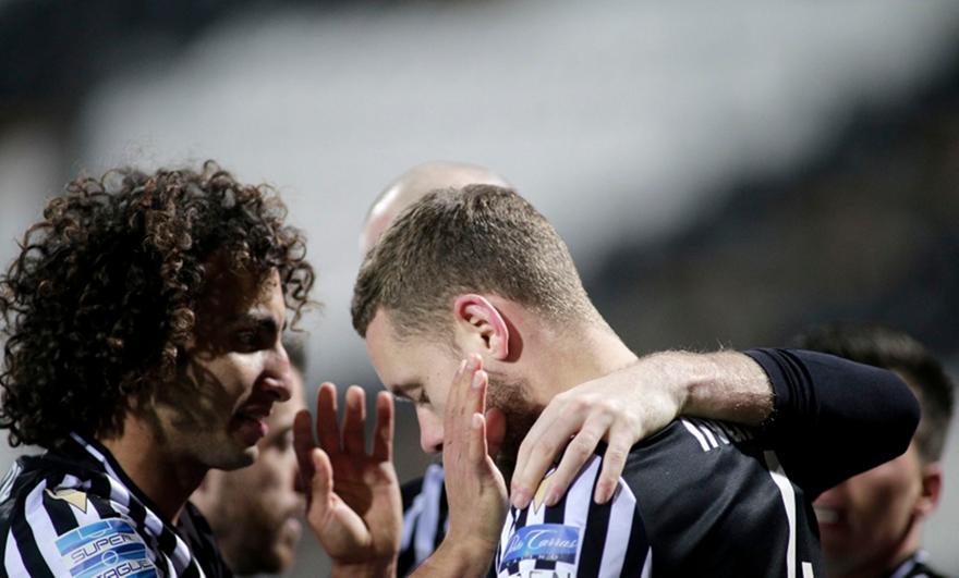Ίνγκασον: «Μας πονάει το αποτέλεσμα, αξίζαμε τη νίκη»