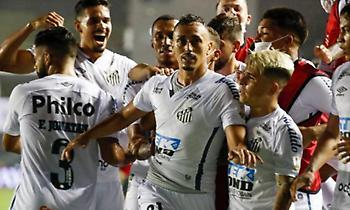 Η Σάντος έκανε βραζιλιάνικη υπόθεση τον τελικό του Copa Libertadores