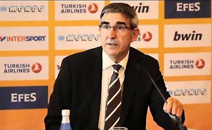 Μπερτομέου: «Τα παράθυρα της FIBA είναι ασύμβατα με το καλεντάρι μας»