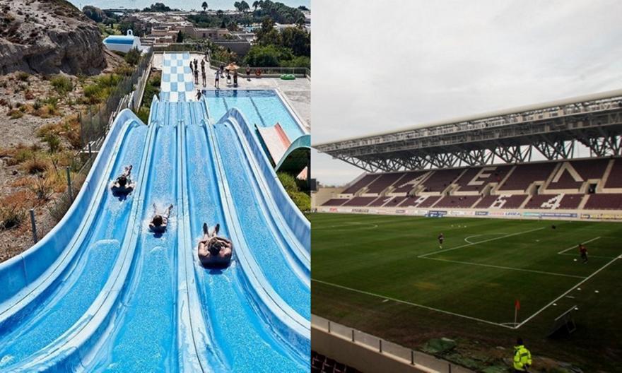 AEL FC Arena: Ο Πηλαδάκης θέλει να φτιάξει Water Park!