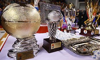 Οι ώρες των προημιτελικών του Κυπέλλου Ελλάδας