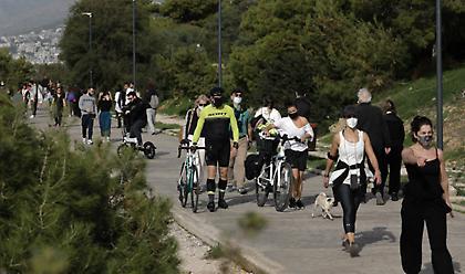 Κορωνοϊός- Ελλάδα: 610 νέα κρούσματα- 34 θάνατοι-319 διασωληνωμένοι