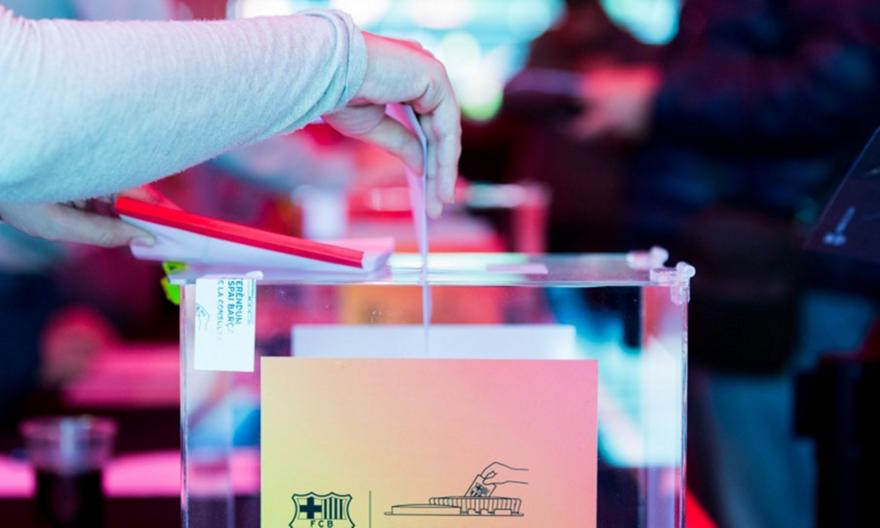 Προς 7 Μαρτίου οι εκλογές της Μπαρτσελόνα