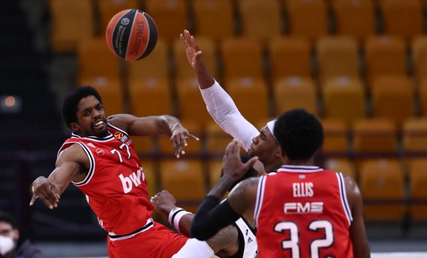 Ολυμπιακός-Βιλερμπάν 63-69: Τα highlights