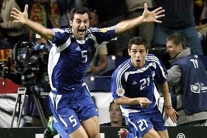 Το κουίζ της ημέρας: Πόσο καλά θυμάσαι τον ημιτελικό Ελλάδα-Τσεχία του Euro 2004;