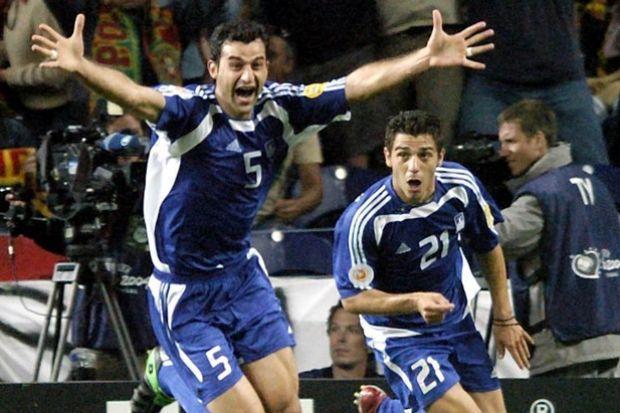 Το κουίζ της ημέρας: Πόσο καλά θυμάσαι τον ημιτελικό Ελλάδα-Τσεχία