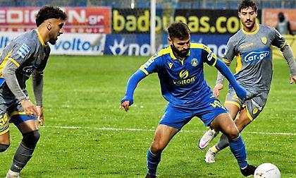 Αστέρας Τρίπολης-Παναιτωλικός 2-0