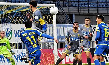 Αστέρας-Παναιτωλικός: Τα highlights του ματς