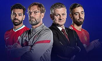 Premier League: Επιτέλους ντέρμπι κορυφής το Λίβερπουλ- Μάντσεστερ Γιουνάιτεντ!