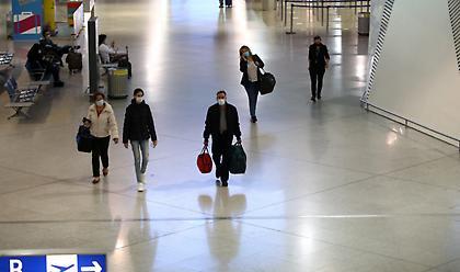 Παράταση ΝΟΤΑΜ έως 25 Ιανουαρίου: Ποιες πτήσεις εσωτερικού επιτρέπονται