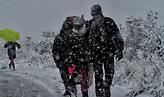 Έκτακτο δελτίο ΕΜΥ: Νέα επιδείνωση του καιρού- Χιόνι ακόμα και σε πεδινές περιοχές