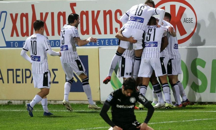 ΟΦΗ-ΠΑΟΚ 0-3
