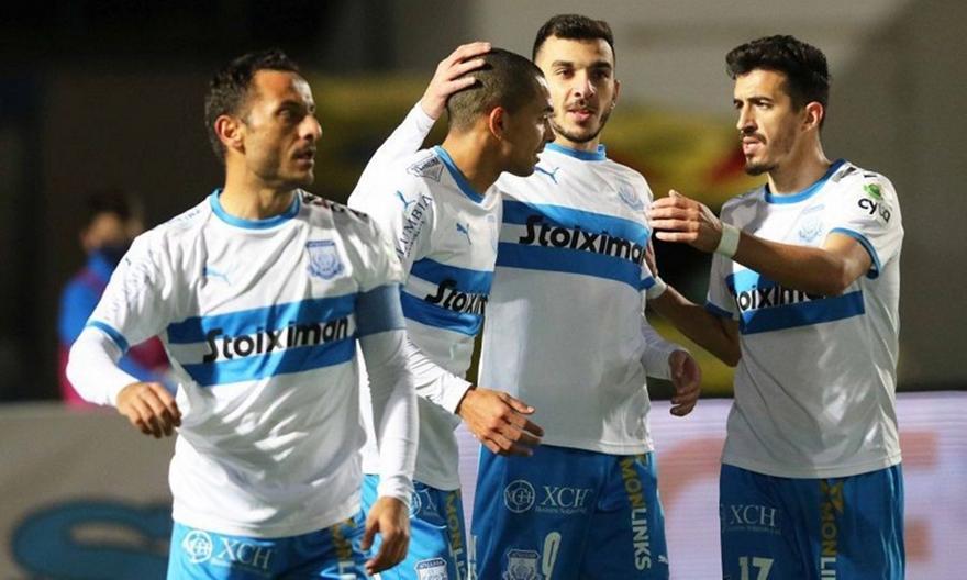 Απόλλων Λεμεσού-Ολυμπιακός Λευκωσίας 2-1