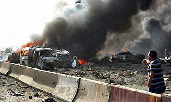 Συρία: Τρεις στρατιώτες νεκροί σε επίθεση εναντίον σημείου ελέγχου
