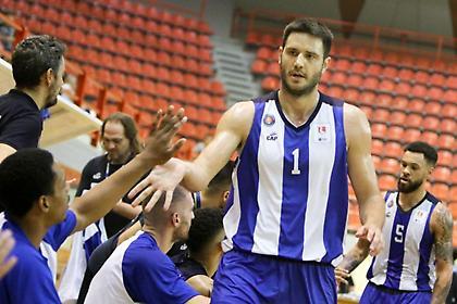 Πήγε Κύπρο λόγω του «λουκέτου» στα εθνικά πρωταθλήματα ο Μανωλόπουλος