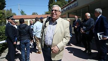 Ανακοίνωσε την υποψηφιότητα του για την ΕΠΟ ο Ψαρόπουλος