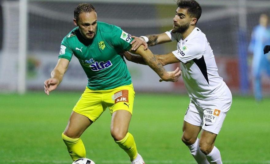 Δόξα Κατωκοπιάς-ΑΕΚ Λάρνακας 0-0