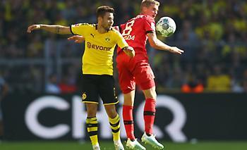 Εμβόλιμη με Λεβερκούζεν-Ντόρτμουντ στη Bundesliga
