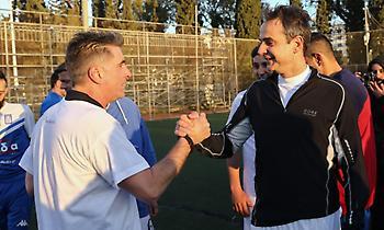 Επικοινώνησε με Ζαγοράκη ο Μητσοτάκης: «Σε θέλουν οι Big 4»