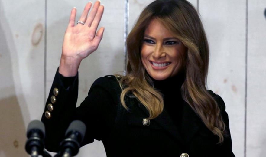 Στα χνάρια του Τραμπ η Μελάνια - Δεν θα ξεναγήσει την Τζιλ Μπάιντεν