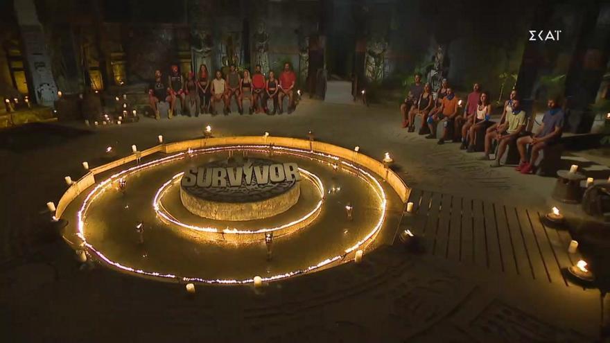 Survivor: Ο δεύτερος υποψήφιος προς αποχώρηση