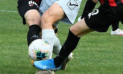 Τρίκαλα-Απόλλων Λάρισας 1-0