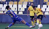 Άρης-Αστέρας Τρίπολης 0-0