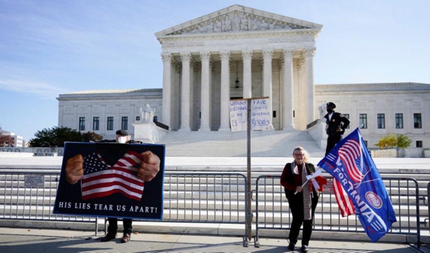 ΗΠΑ: Το Ανώτατο Δικαστήριο εκκενώνεται έπειτα από απειλή για βόμβα