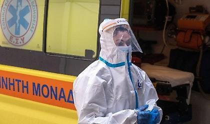 Κορωνοϊός: 516 νέα κρούσματα -27 νεκροί - 300 διασωληνωμένοι