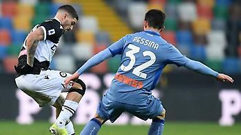 Serie A: «Γκέλαρε» στο Ούντινε η Αταλάντα