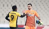 ΑΕΚ-Απόλλων: Το 2-0 από τον Λιβάι Γκαρσία