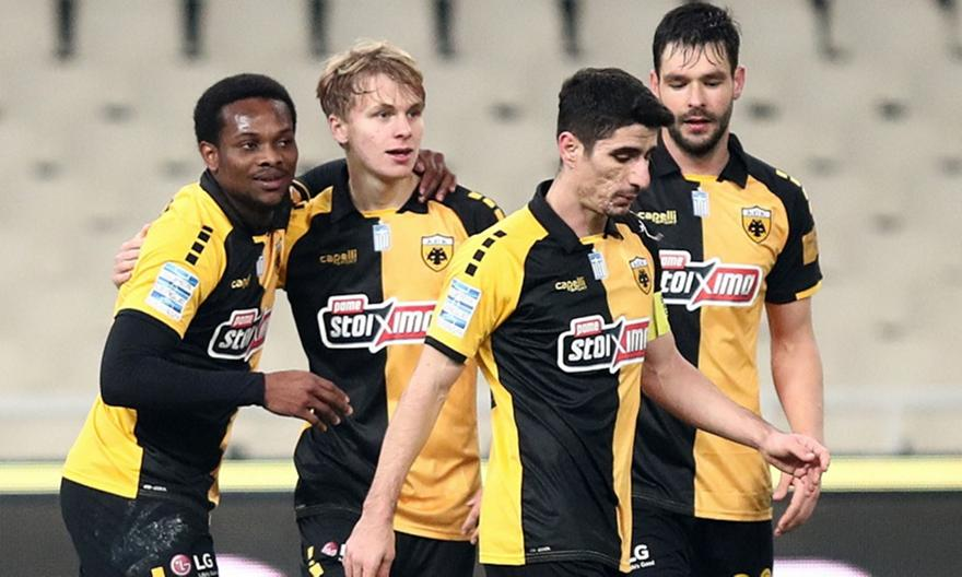 ΑΕΚ-Απόλλων Σμύρνης: Τα highlights του ματς
