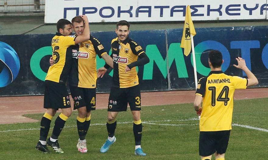Σιμάνσκι: «Το περίμενα καιρό και χάρηκα το γκολ»