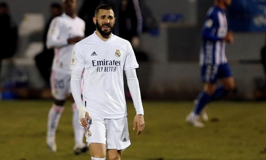 Αλκογιάνο-Ρεάλ Μαδρίτης 2-1