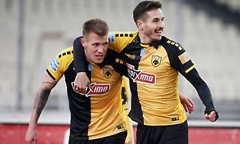 O Σιμάνσκι επέστρεψε, η ΑΕΚ καθάρισε την πρόκριση