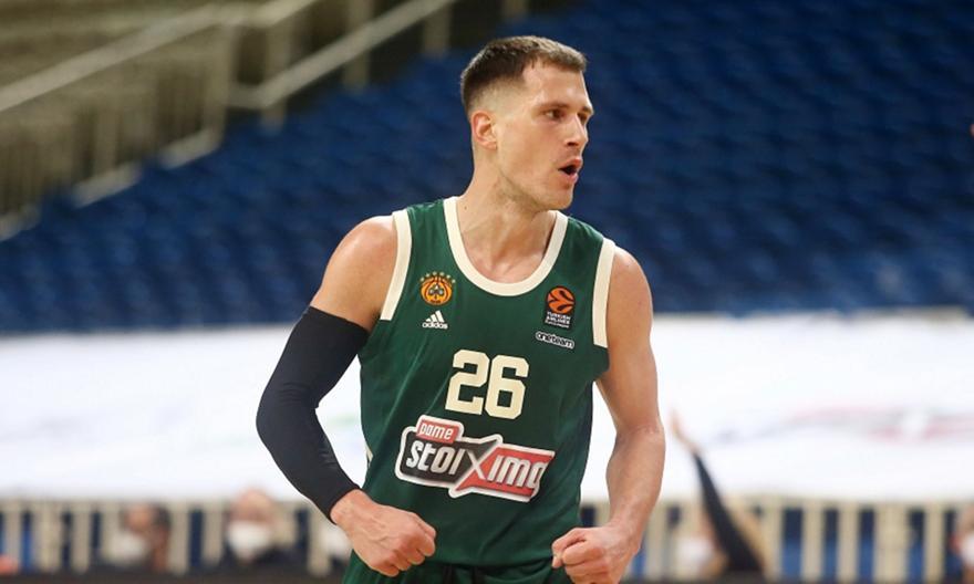 Νέντοβιτς: «Το μέλλον του Παναθηναϊκού ΟΠΑΠ είναι λαμπρό» - Μπάσκετ -  Euroleague - Παναθηναϊκός - Παναθηναϊκός Μπάσκετ | sport-fm.gr: bwinΣΠΟΡ FM  94.6