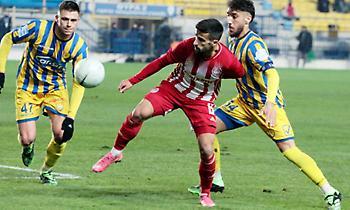 Νικολακόπουλος: «Ο Τιάγκο έδωσε ένα γκολ αλλά αυτό δεν αρκεί...»