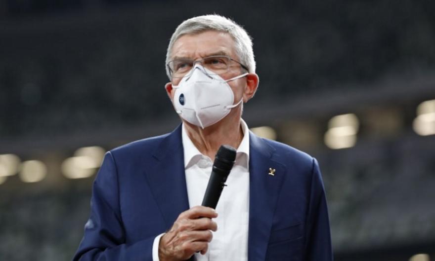 Μπαχ: «Θα ξεκινήσουν κανονικά στις 23 Ιουλίου οι Ολυμπιακοί Αγώνες, δεν έχουμε Plan B»