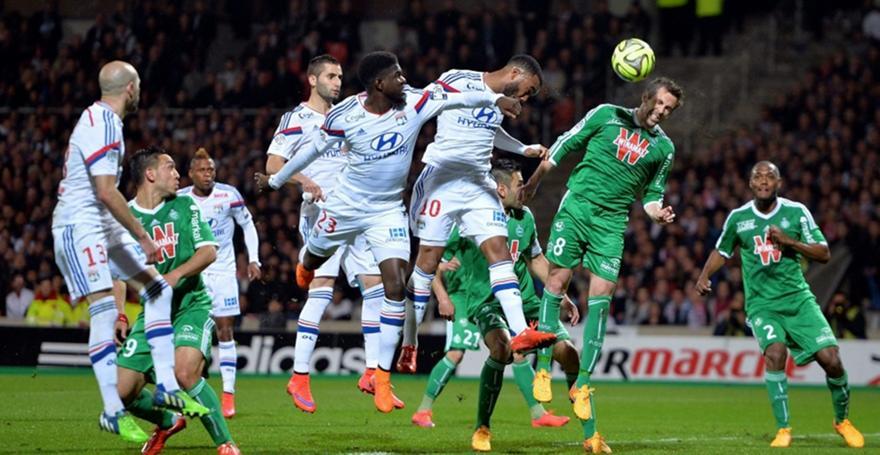 Ligue 1: Να χτίσει σερί η Παρί, ντέρμπι για την Λιόν