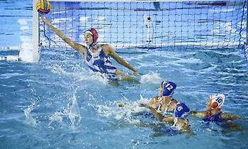 «Βύθισε» και τη Σλοβακία η Εθνική πόλο γυναικών και τώρα... τελικός για Τόκιο!